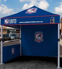 Branded/Printed Pop Up Gazebo/Tent /Canopy/ Marquee Milton Brisbane North West Preview
