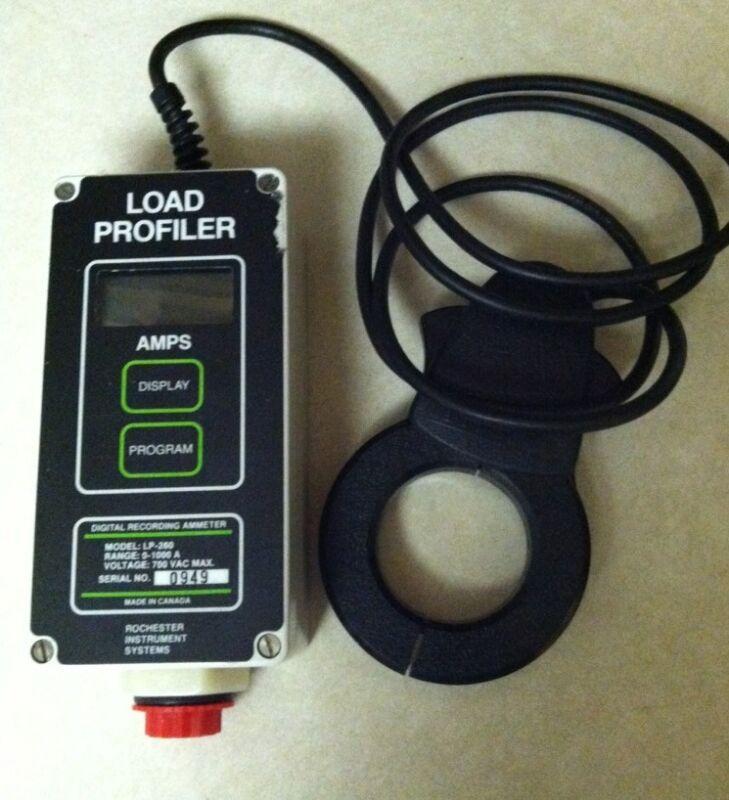 Rochester Instrument Systems Load Profiler RIS Digital Recording Ammeter LP-260