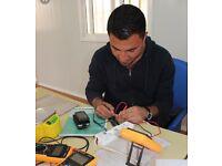 Mobile phones and tablet repair technician