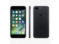 Iphone 7 Plus 32gb Brand New In Black