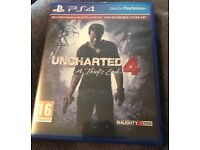 Unchartered 4, A Thief's End - PS4 Game