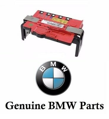 For BMW E90 E92 E91 128i 135i 335i Power Distribution Box Battery w/Fuse Genuine