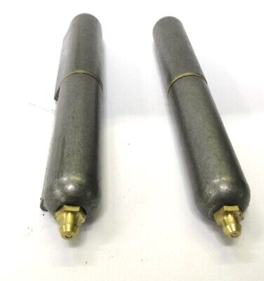 Weld On Hinge Barrel Lift Off Wgrease Fitting 6 L Brass Pin Lot Of 2