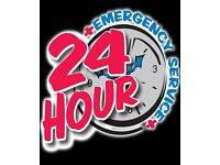 EMERGENCY GLAZIER EDINBURGH 24 HOUR SERVICE - NO CALL OUT FEE - FAST RESPONSE