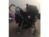 BARGAIN GRACO A+ TRAVEL SYSTEM CAN DELIVER