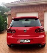 VW Golf MK6 GTI Adidas Bass Hill Bankstown Area Preview