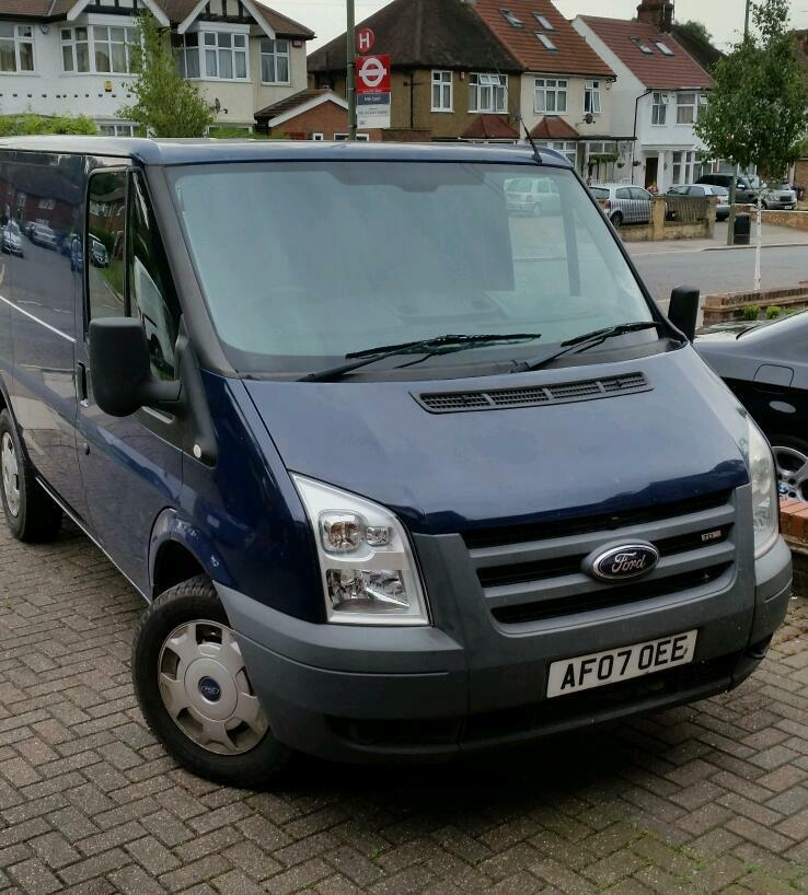 Used Ford Transit For Sale: Ford Transit Van For Sale On Gumtree