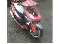 Lexmoto gladiator 125cc 2014 engine only