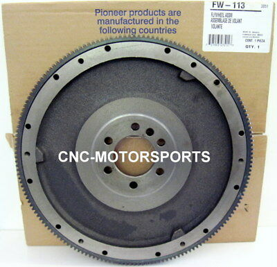 Pioneer FW113 Clutch Flywheel SB Ford 302 351W 28oz External Balance 164T