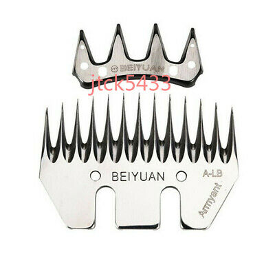 9//13 Tooth Sheep Blade Goats For Sheep Scissors Comb Cutter Comb Scissor Parts