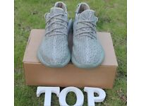 New Adidas yeezy 350 Private Moonrock real boost best with original box