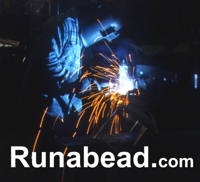 Domain Name:Runabead.com  welding equipment/service/sales website MIG TIG welder