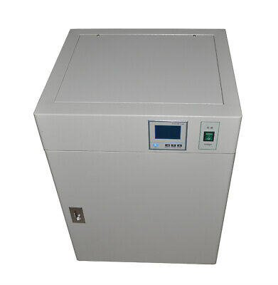Lab Humidity Chamber Temp Humidity Incubator 50L Cell Culture Seed -