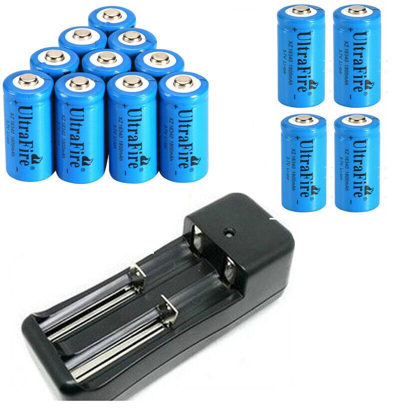 2 x 5000 mAh ULTRAFIRE 3,7V BRC 18650 Akku Li-Ionen Li-Io Batterie - NEU ;: