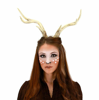 Deer Antlers - Adult Costume Accessory - Elope](Ladies Deer Costume)