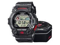 Casio G-Shock Men's Watch G-7900-1AER New Genuine Warranty