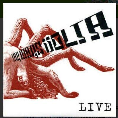 The Mars Volta - Live Limited White Vinyl Edition Import LP