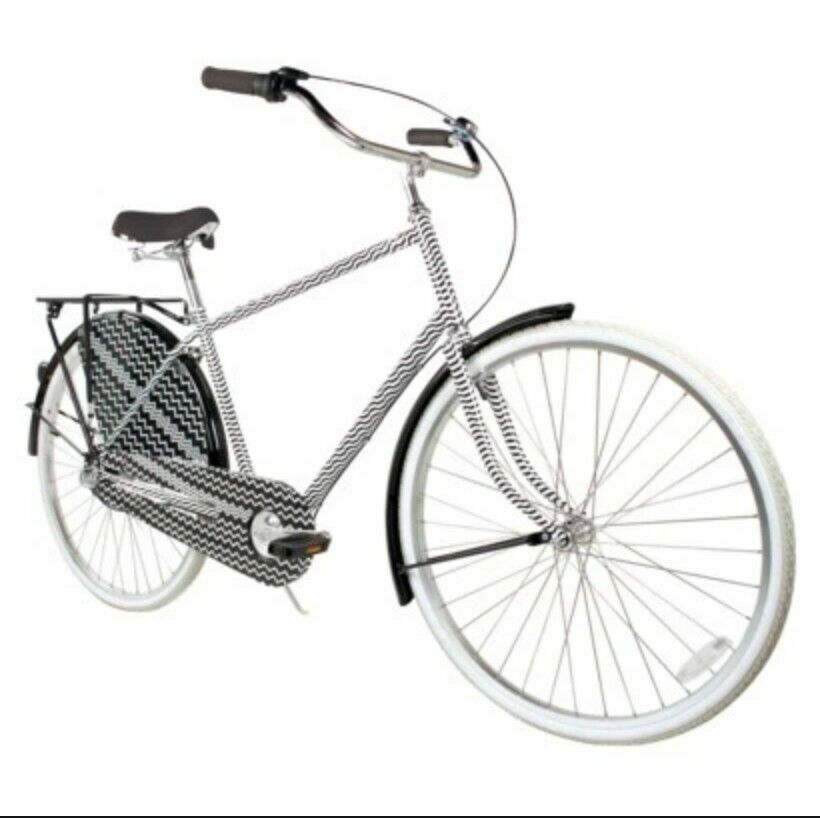Missoni for Target 3-Speed Bike, Limited Edition, Leather Seat and Handles