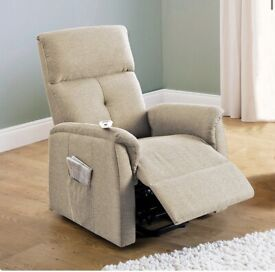 Rise & Recline Chair (Beige) selling at £220 BNIB THIS IS £399 to buy