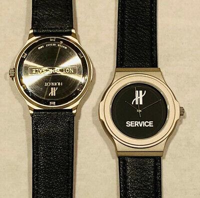Hublot Service Acero 36mm - Original - NUEVO - Envíos a todo el Mundo