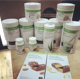 Herbalife Nutrition Weight Loss Products In Broadstone Dorset