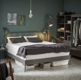 IKEA Kopardal Bed Frame and Mattress