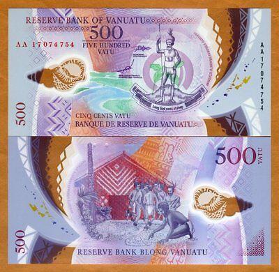 BB-Prefix Vanuatu UNC ND 200 vatu P-8b 1995