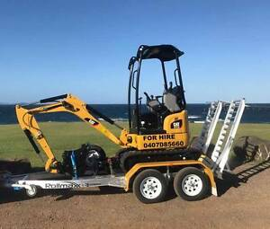 Bobcat - Skid Steer- Excavator Hire Campbelltown Campbelltown Area Preview