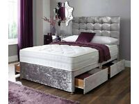BEDS - DIVAN brand new - 🇬🇧 UK - DELIVERY FREE
