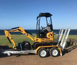 Excavator Hire - Bobcat Hire Wollongong Wollongong Area Preview