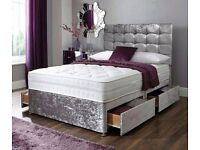 New sleigh and divan beds for sale▫️high quality▫️free delivery