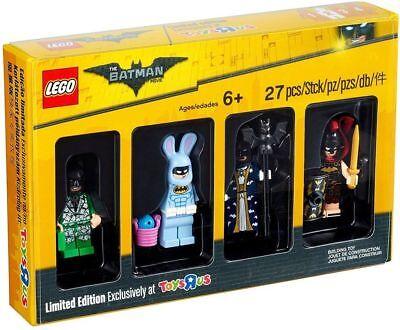 LEGO Bricktober 2017 Batman Minifigures Toys R Us Exclusive 5004939 NEW RARE