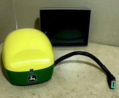 Gps Star Fire 6000 And John Deere Monitor Display