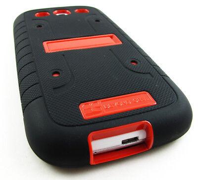 Usado, BLACK RED DUO SHIELD HEAVY DUTY CASE COVER SAMSUNG GALAXY S III 3 S3 ACCESSORY comprar usado  Enviando para Brazil