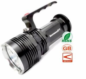 NEW LED RECHARGE CREE SEARCHLIGHT FLASHLIGHT FLSH AS LOW AS $24.50