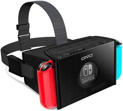 OIVO VR Headset for Nintendo Switch, 3D VR (Virtual Reality) Glasses, Labo