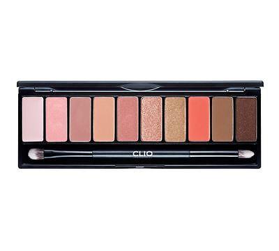 [CLIO] PRO LAYERING Eye Make Up Palette #3 Softish - Korean Cosmetic