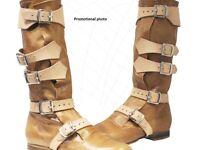 Vintage Vivienne Westwood pirate boots size 4/37