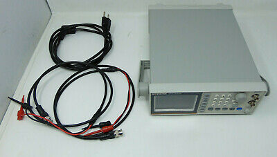 Gw Instek Afg-2005 - 5mhz Arbitrary Function Generator W 3 Cables Mint Cond