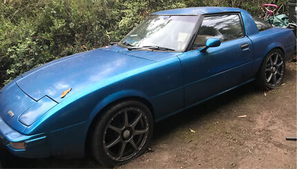 Mazda RX7 S 2 SA22 1982