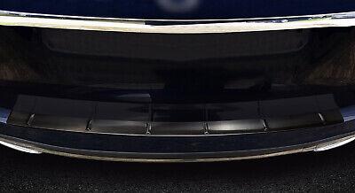 Ladekantenschutz Edelstahl Schwarz für Mercedes GLE W167 ab 2019