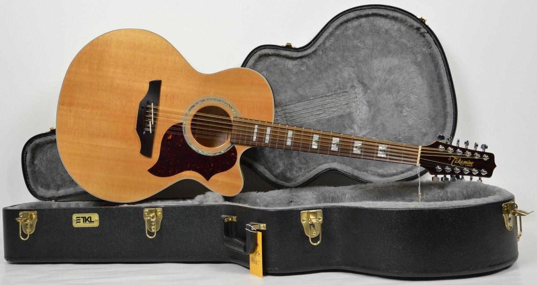 top 10 12 string acoustic guitars ebay. Black Bedroom Furniture Sets. Home Design Ideas