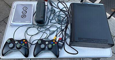 Xbox 360 120GB, Console