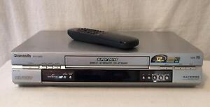 PANASONIC VHS Player/Recorder with Remote Control Padbury Joondalup Area Preview
