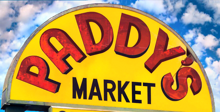 Paddys Outdoor Market Extension Launch