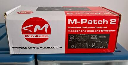 M-Patch 2 Passive Stereo Conroller/Switch box