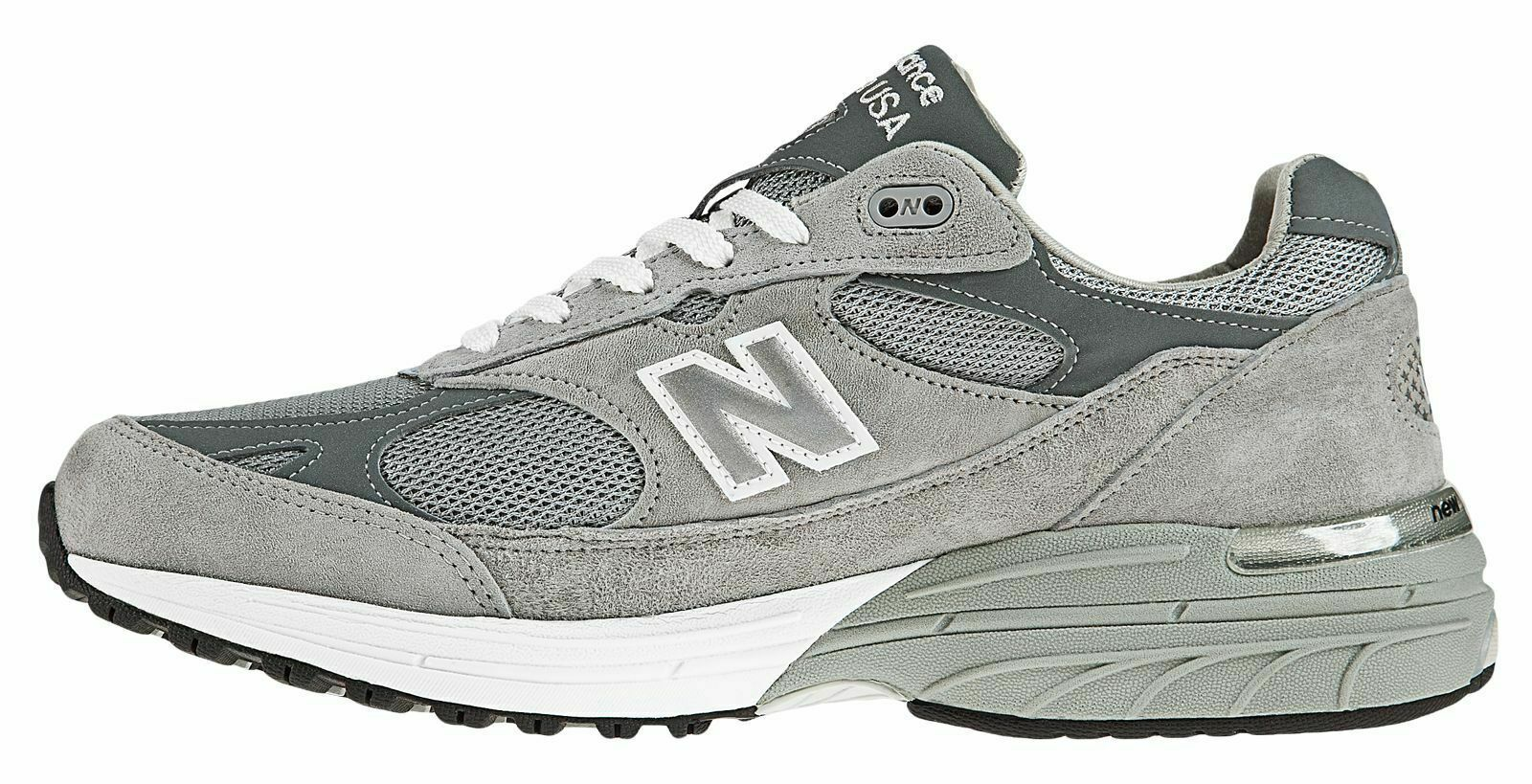f3f82138ad784 Мужская спортивная обувь NEW NIB Men's New Balance 993 Made In USA Running  Shoes All Sizes Gray MR993GL