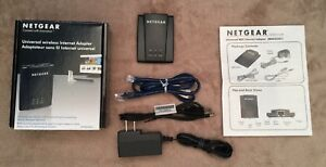 FS: Netgear Universal Wireless Internet Adapter