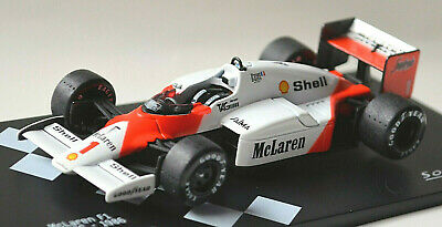Mclaren MP4/2C Marlboro Team Day Porsche Formula1 1986 1 Alan Prost 1:43