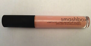 Smashbox  Gloss on Smashbox Limitless Long Wear Lip Gloss   Ebay